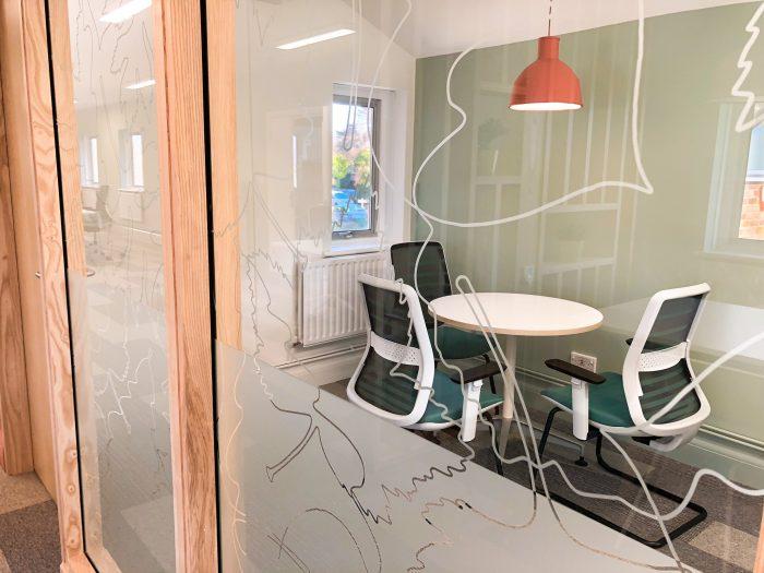 Office Refurbishment Sutton